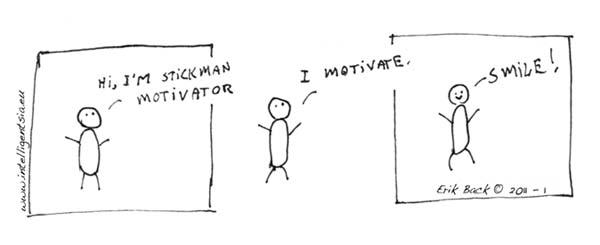 Stickman Motivator